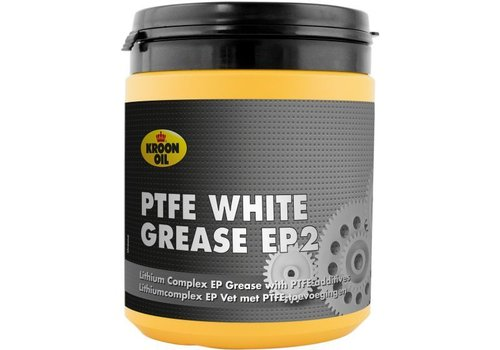 Kroon Oil PTFE White Grease EP2, 600 gr