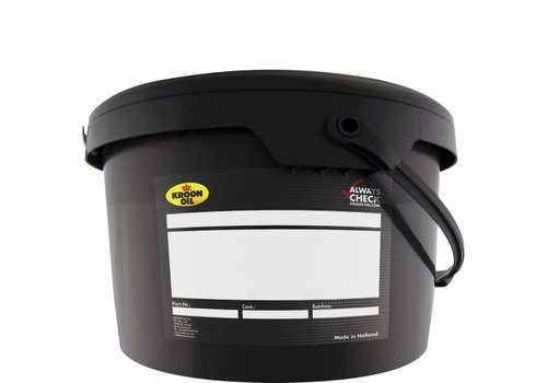 Kroon Oil MP Lithep Grease EP2, 5 kg