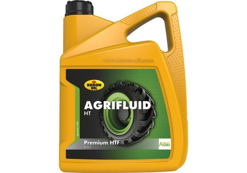 Kroon Oil Agrifluid HT - Universele hydraulische- en transmissieolie, 5 lt