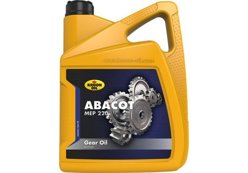 Kroon Oil Abacot MEP 220 - tandwielolie