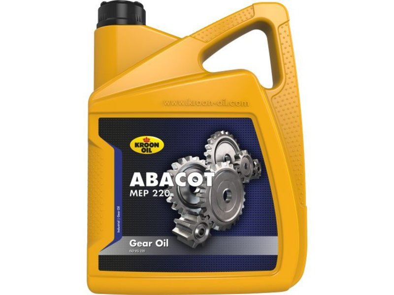 Kroon Oil Abacot MEP 220 - tandwielolie