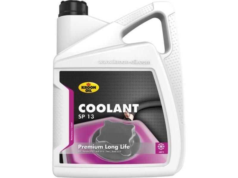 Kroon Oil Koelvloeistof Coolant SP 13, 5 liter