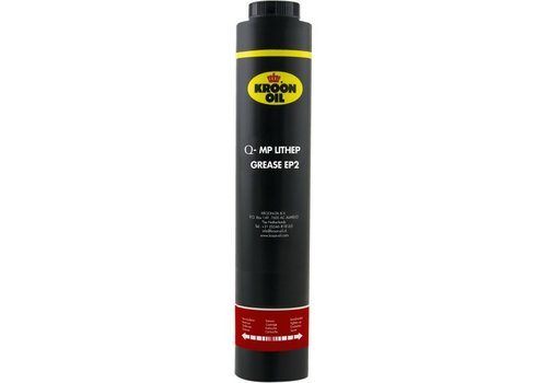Kroon Oil Q-Lithep Grease EP2, 400 gr