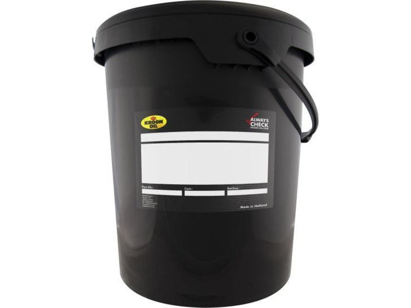 Kroon Oil Multi Purpose Grease 3, 18 kg pail