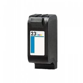 HP Remanufactured nr. 23 Color 38 ml.