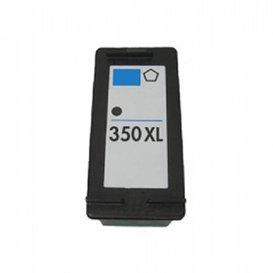 HP Huismerk CB336E nr.350XL Zwart 30 ml.
