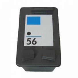 HP Remanufactured nr. 56 Black 20 ml.