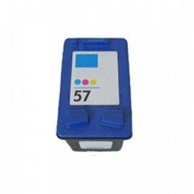 HP compatible Inktpatroon nr.57 kleur 17 ml. C6657A