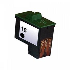 Lexmark Compatibel inktpatroon No.16/17 Zwart