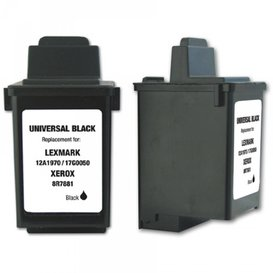 Lexmark Compatible cartridge No.50 zwart