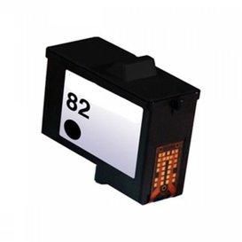 Lexmark Compatibel inktpatroon No.82 zwart