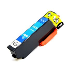 Epson T2632 compatible inktpatroon 26XL cyaan 10 ml
