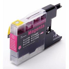 Brother LC1220/1240 compatible inktpatroon magenta 10 ml