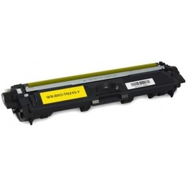 Brother Huismerk toner cartridge TN-245, Geel
