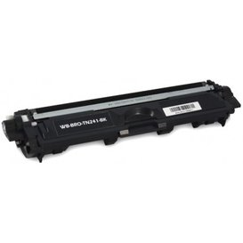 Brother Huismerk toner cartridge TN-241, Zwart
