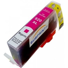 HP 920 compatible inktpatroon Magenta XL 13 ml.