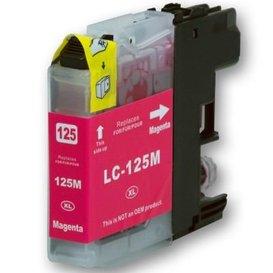 Brother LC125 compatible inktpatroon magenta 15 ml