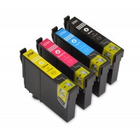 Epson T2711-T2714 Huismerk inktpatronen 27XL set van 4 stuks