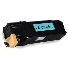 Epson Toner Huismerk C13S050629 Cyaan 2500 pagina's E2900C