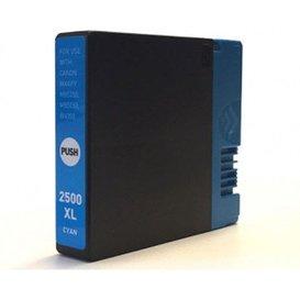 Canon PGI-2500C compatible inktpatroon cyaan 23,5 ml