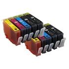 HP 364 compatible inkpatronen Set van 10 stuks XL
