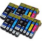 Epson T2621-T2631-T2634 compatible inktpatronen 26XL set van 20 stuks