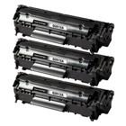 HP Huismerk Toner 12A Q2612A Zwart Set van 3 stuks