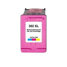 HP Huismerk inktpatroon HP302XL F6U67AE Kleur 15 ml