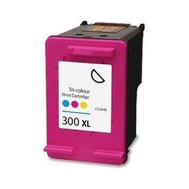 HP Compatible inktpatroon HP300XL CC644EE Kleur 18 ml