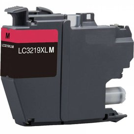 Brother LC3217-LC3219 XL compatible inktpatroon magenta 1500 p.