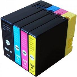 Canon PGI-2500 Serie compatible inktpatronen Set van 4 stuks