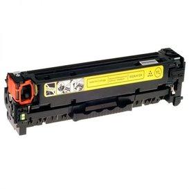 HP Toner Huismerk 410X geel CF412X 5000 pagina's