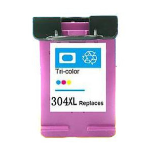 HP 304 XL compatible inktpatroon N9K05AE Kleur 18 ml