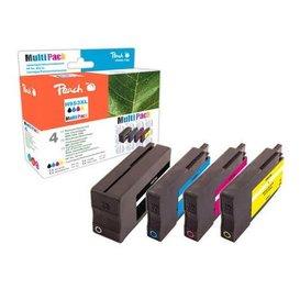 HP 953XL Peach inktpatronen  Set 4 stuks