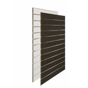 slatwall panelen / lamellenwand