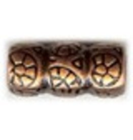jolie Metaal Tonnetje brons kleur.