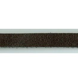 CDQ Lederarmband Streifen 13mm Schwarz Gobi 13mmx85cm