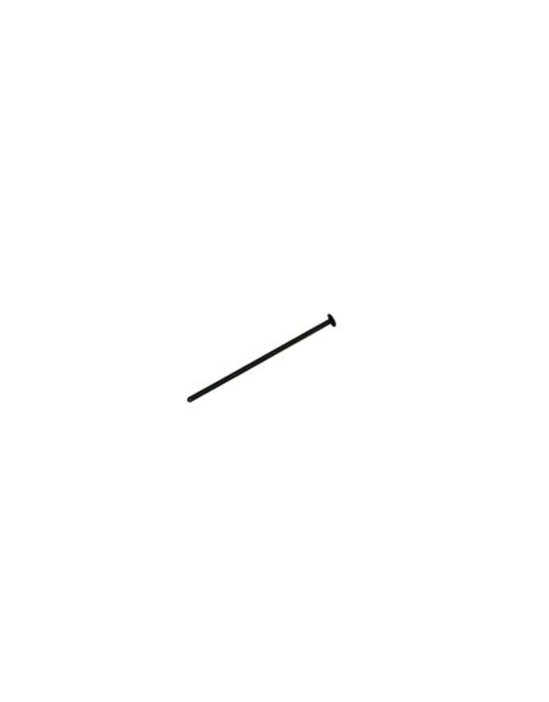 CDQ Nietfstifte / Kopfstifte 50mm schwarz