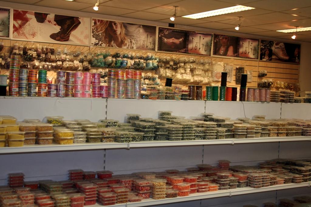 showroom cuenta hobby groothandel in kralen en onderdelen