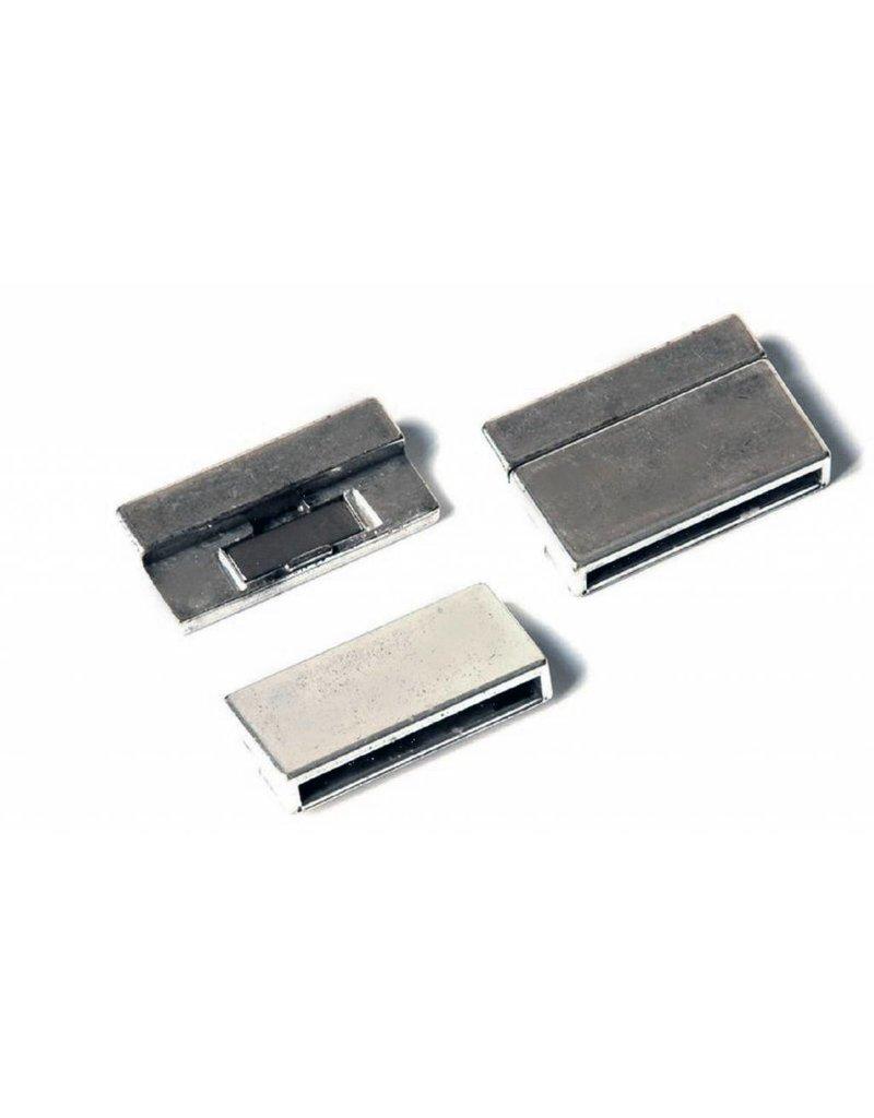 CDQ Magneet sluiting 30mm opening per 5 stuks