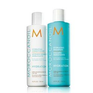MOROCCANOIL® Feuchtigkeits Shampoo + Conditioner