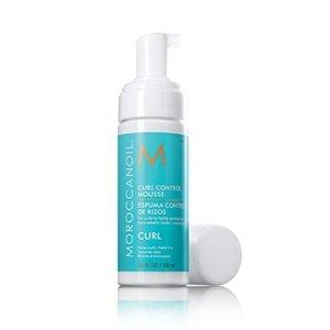 MOROCCANOIL® Curl Control Mousse - Mousse for curls definition