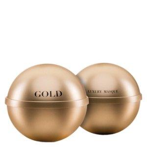 GOLD® Professional Haircare Luxury Hair Masque - Für weiche glänzende Locken