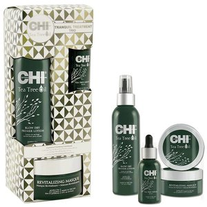 CHI TEA TREE Oil Tranquil Treatment Trio