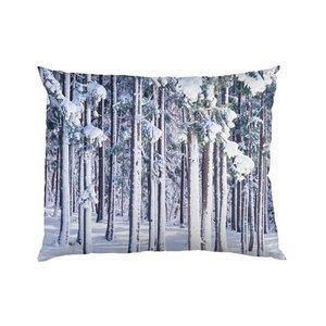 Bloomingville Kussen snow forest 40x50cm