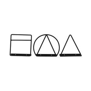 House Doctor tijdschriftenrek Loge driehoek
