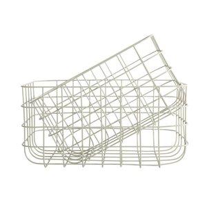 House Doctor basket Simply set van 2