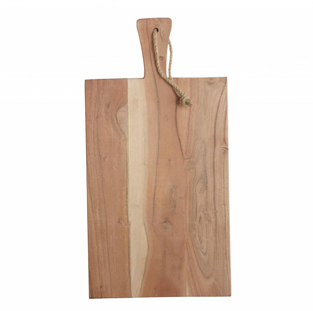 House Doctor houten snijplank Raw47x23 cm - Stijlkamer83.nl