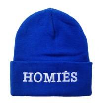 HOMIES BEANIE MUTS - BLUE