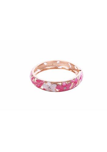 Mix&Match armband roze